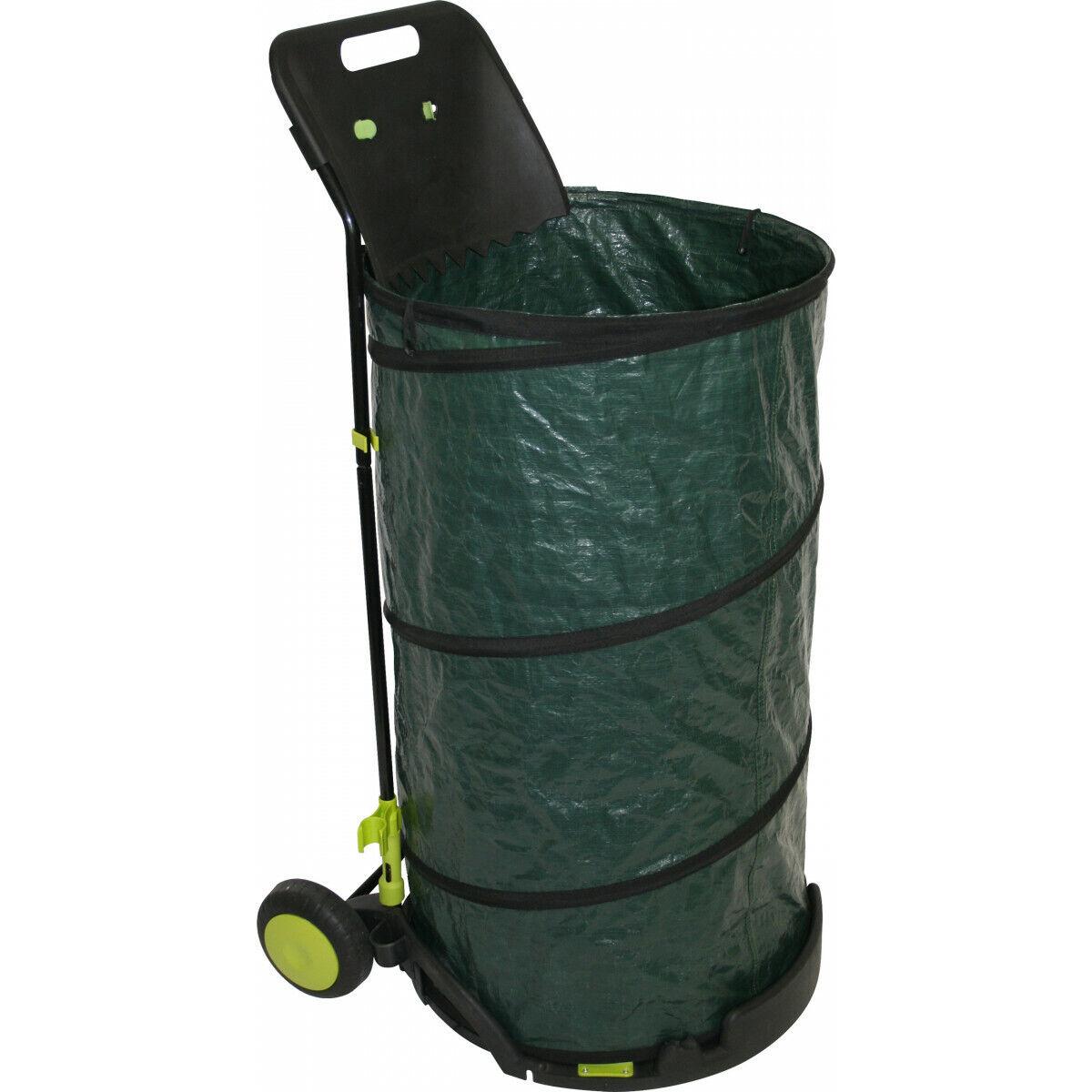 Green waste truck 150 litre vilmorin