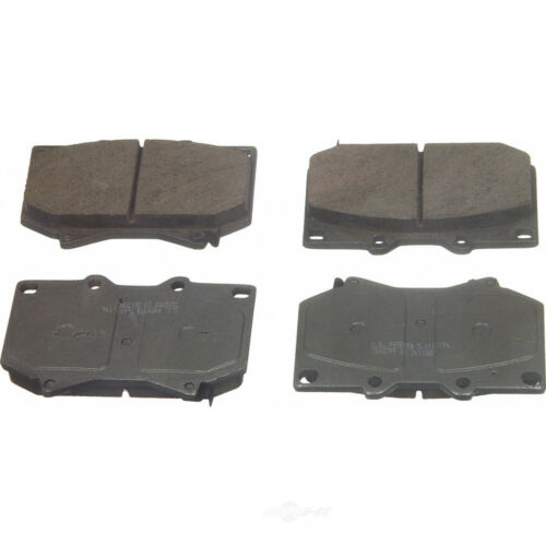 WAGNER QC812 Ceramic Disc Brake Pad Set Front fits TOYOTA Sequoia Tundra 2000-03
