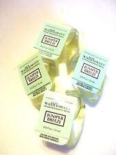 Bath Body Works JUNIPER BREEZE Wallflower Refill Bulbs, NEW x 4