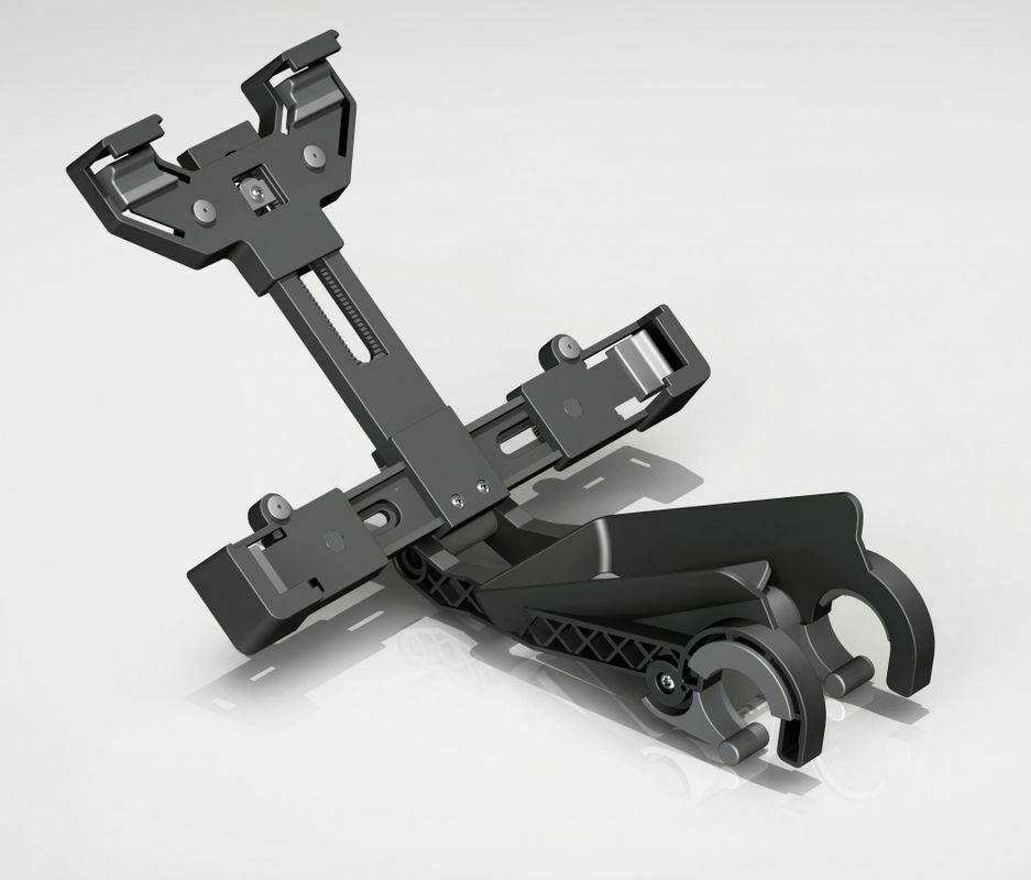 Tacx Handlebar  Mount for Tablet Computer T-2092  free shipping