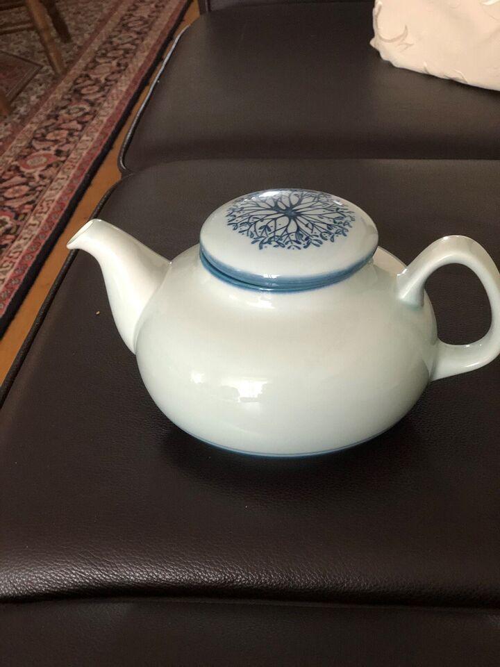 Porcelæn, tekande. , Desiree