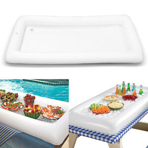 Inflatable-Serving-Bar-Salad-Buffet-Ice-Cooler-Picnic-Drink-Table-Party-Camping
