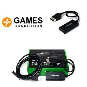 Hd Link Câble D'origine Xbox Par Livre Tech. - Hdmi-officiel Des Dépositaires-afficher Le Titre D'origine