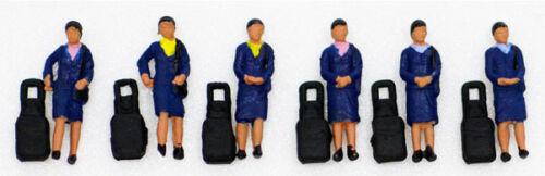 "N scale Kato 24-279 Model People /""Attendant/"""