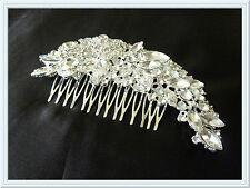 BEAUTIFUL Crystal Rhinestone,Chic,Wedding,Party,Bridal Hair Comb,Hairpin,Gift