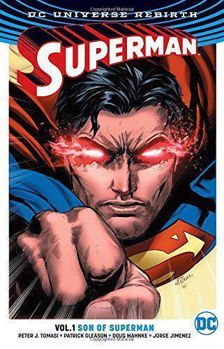 Supermantp Vol 1: Son Of (Rebirth) Da Tomasi, Peter J Nuovo Libro, Gratuito