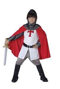 16d4535b02d07 ... garcons-medieval-Anglais-croise-Costume-Deguisement-chevalier-enfant-