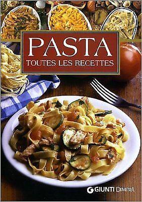 (1015) Pasta Toutes les recettes