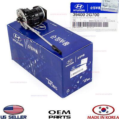 Genuine Hyundai 39400-2G700 Wastegate Control Valve Solenoid