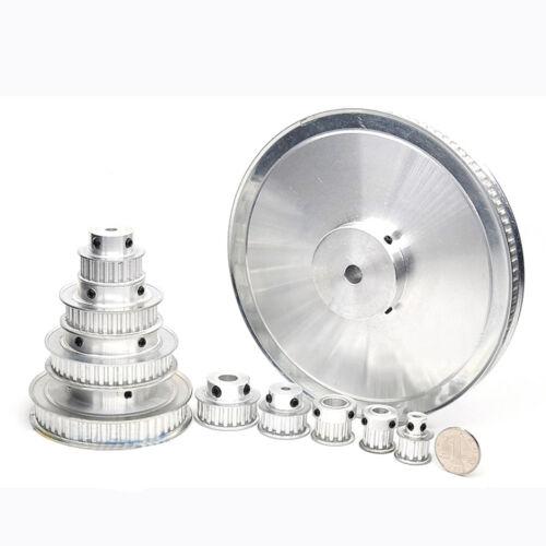 MXL100T Synchronous Wheel Timing Belt Pulley Bore 8//10//12mm For 10mm Width Belt