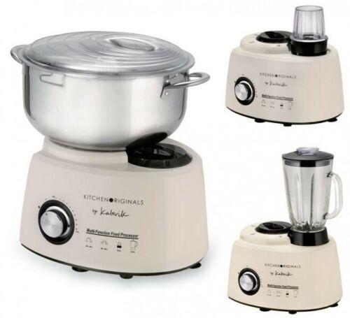 Universal Multifunktion Küchenmaschine Standmixer 1,5L Zerkleiner 0,4L*30208