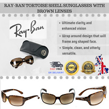 2990c8f2a0 Ray-Ban Rb4068 710 51 Brown Tortoise Frame Gradient 60mm Lens ...