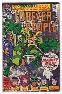 Forever-Personas-Vol-1-The-2-FN-Fne-Plus-RS004-Dc-Comics-Original