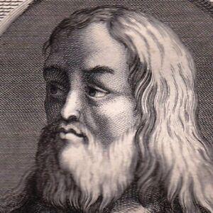 Portrait-XVIIIe-Henri-IV-Roi-De-Castille-De-Trastamare-Enrique-IV-de-Castilla