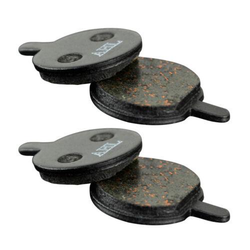 4pcs 2 pairs MTB Cycling Bike Semi Metal Resin Disc Brake Pads For JAK-5 B777