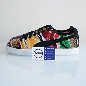 hot sale online c7d83 75e99 Details about PUMA X COOGI CLYDE - SIZE 7-14 - NOTORIOUS BIG BIGGIE SWEATER  - IN HAND