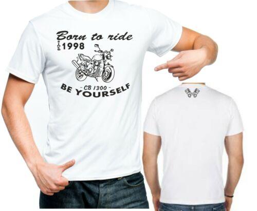 T-Shirt für Motorrad HONDA CB1300 bikers CB 1300 bike Moto