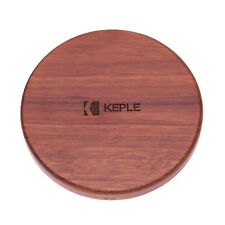 Fast Charge Inductive Quick Qi Wireless Charger | Wooden Charging Pad Stand
