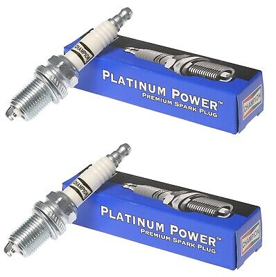 Pack of 1 Champion 3034 RC12PEC5 Platinum Power Spark Plug
