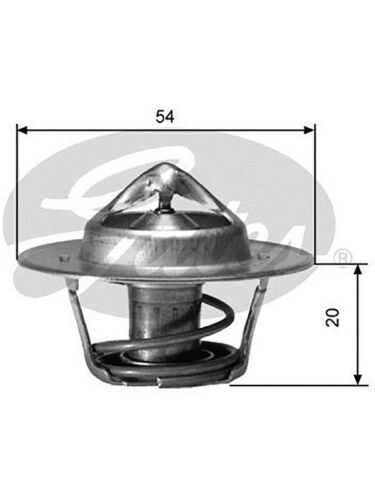 Gaskets /& Seals Gates Thermostat TH00191G1