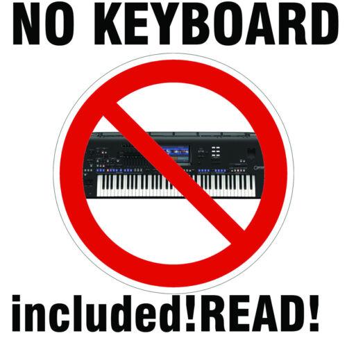 Für KORG PA 4X  PA4X Keyboard Displayschutz Touchdisplay Sticker MATT adhäsiv