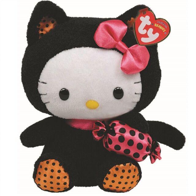 Ty Beanie Babies 40924 Hello Kitty Wild Cat Halloween for sale ... 81c4e6e1b324