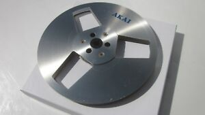 7-034-7-Inch-Akai-R-7M-Metal-Reel-for-Reel-to-Reel-Tape-Recorders-with-New-Box
