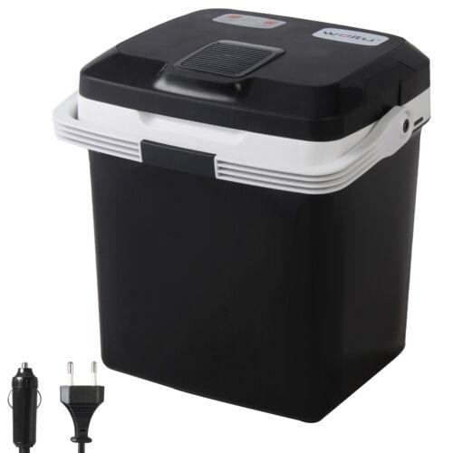 26 L Kühlbox Mini-Kühlschrank AC DC Thermoelektrische Warmhaltebox KUE002sz