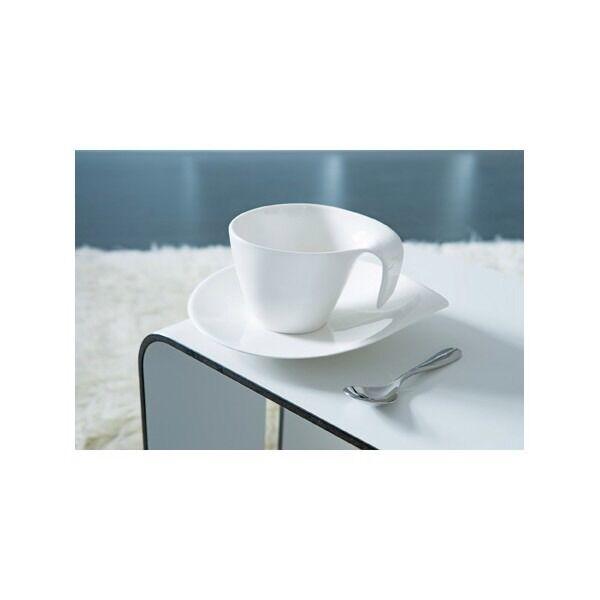 Villeroy & Boch - 6 Tasses café Longue Le Con Plat Flow Code 1290 - Revendeur