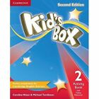 Kid's Box Level 2 Activity Book with Online Resources by Michael Tomlinson, Caroline Nixon (Mixed media product, 2014)