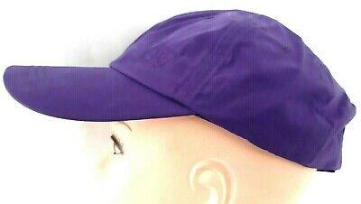 Life Line Damen Sonnenschutz Kappe  Quest Cap leicht mit UPF 50 purple one size