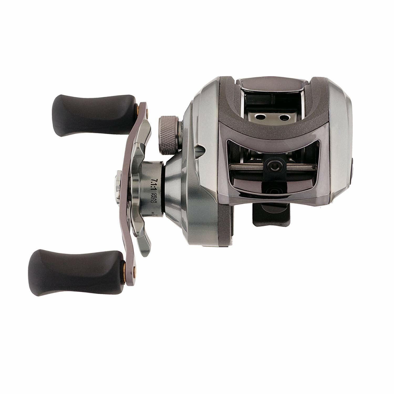 Pflueger purista 7 7.1  1 de alta velocidad de mano derecha bajo perfil Giratorio Reel De Pesca