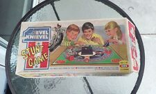 Evel Knievel Stunt Game Ramp Cycle Vintage 1974 Ideal Rare Red King Of Stuntmen