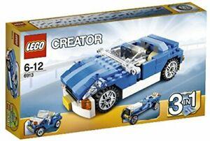 LEGO-CREATOR-BLU-ROADSTER-Set-6913