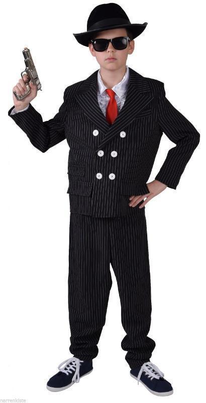 Gangster Anzug Kostüm Mafia 20 er 30 30 30 er Jahre Al Capone Ganove Gangsterkostüm | Mode-Muster  305f79