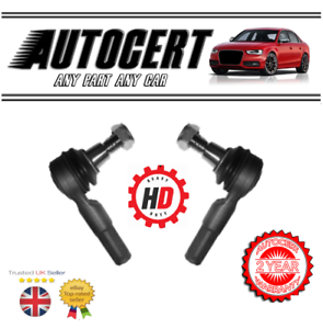 Track // Tie Rod Ends - Left /& Right Hand Pair Peugeot Expert 2007-2017