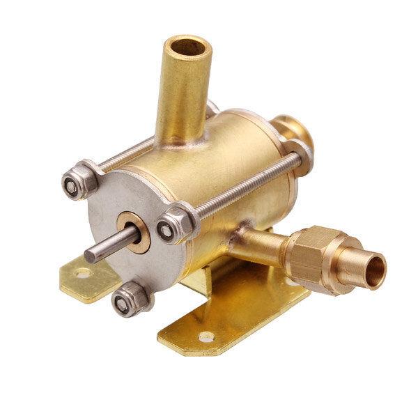 Steam Engine DIY Motor Motor Motor High Speed Metal Turbine Model 50000RPM Single Cylinder 4c9a1b