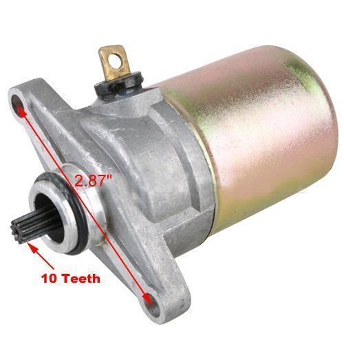 80cc STARTER MOTOR FOR PEACE SPORT SCOOTERS WITH 80cc QMB139 MOTORS