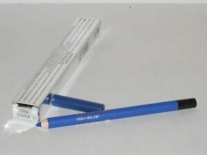 LANCOME DRAMA LIQUI-PENCIL LONGWEAR EYELINER # COTE D'AZUR (BLUE) 1.2 g. NEW!
