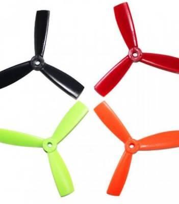5045*3 Eliche 2 Pezzi Cw + 2 Pezzi Ccw Green And Orange Bello A Colori