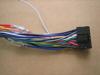 Sony Wire Harness Cdx-gt260mp Cdx-gt40u Cdx-gt565up Cdx-gt56ui Cdx-gt660up