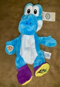 Build A Bear Blue Yoshi limited edition