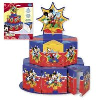 Mickey Mouse Clubhouse (8) Favor Box Centerpiece Decoration Party Supplies