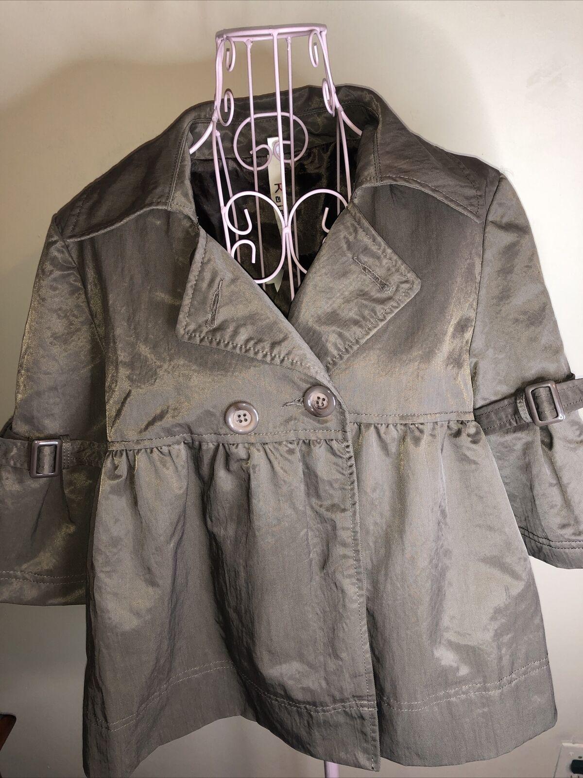 Kaidal French Design Cotton Blend Lg Jacket Workw… - image 1