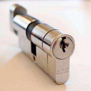 Keyed Alike Euro Profile Cylinder Thumb Turn Anti Snap