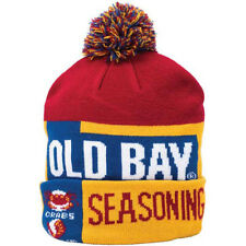 3194faa7437 item 2 Old Bay Can Pom Hat Seasoning Winter Beanie Cap Crab Seafood Spice  Gift -Old Bay Can Pom Hat Seasoning Winter Beanie Cap Crab Seafood Spice  Gift