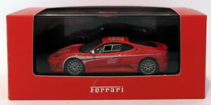 Ixo-Models-1-43-Scale-Diecast-FER040-Ferrari-F430-14-Challenge-2005-Red