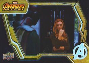 2018-Upper-Deck-Marvel-Avengers-Infinity-War-Tier-2-Base-Set-Trading-Card-54-SP