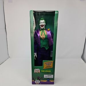 """DC The Joker Mego Retro Style Collectable 14"""" Inch large Action Figure"""