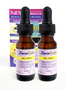Zana Quick Antifungal Nail Drops Strong Toenail Fungus Treatment ...